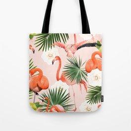Flamingo Guava #society6 #decor #buyart Tote Bag