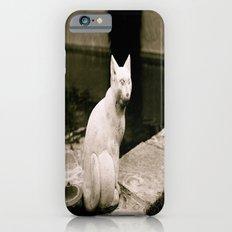 Concrete Cat Slim Case iPhone 6s