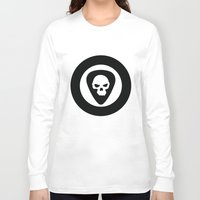 punk rock Long Sleeve T-shirts featuring Punk, Rock & Ska by Howiesgraphics