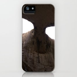 The eyes of God II iPhone Case