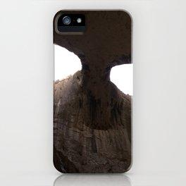 The eyes of God II iPhone Case