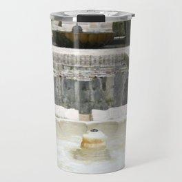 Two Moorish Fountains Travel Mug