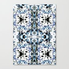 Kaleidoscope Crystals Canvas Print
