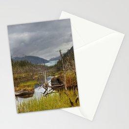 Mendenhall Glacier 2 Stationery Cards