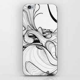 Micron Baigneuse iPhone Skin