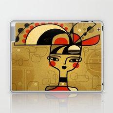 FLAMBOYANT HAT Laptop & iPad Skin