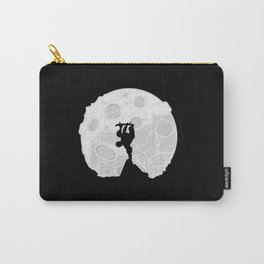 Skater Moon Carry-All Pouch