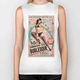 Betties' House of Burlesque Biker Tank