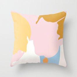 Gatsby Throw Pillow
