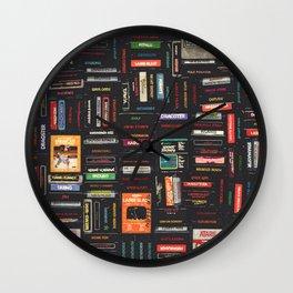 Atari Wall Clock
