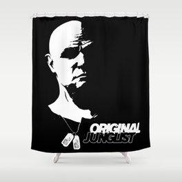 Kurtz Original Junglist Shower Curtain