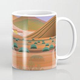 Copper Town (Square) Coffee Mug