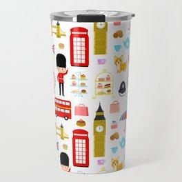 Enjoy London! Travel Mug