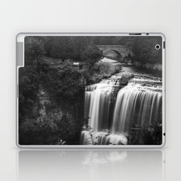 A river falls Laptop & iPad Skin