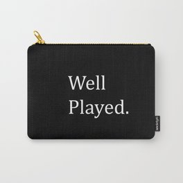 Well Played Carry-All Pouch