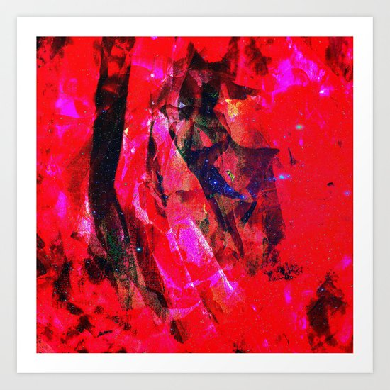 fantasy abstract  ## Art Print