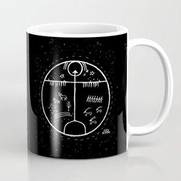 Shaman Drum Coffee Mug