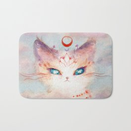 Stargazer Cat : Vision Seeker Bath Mat