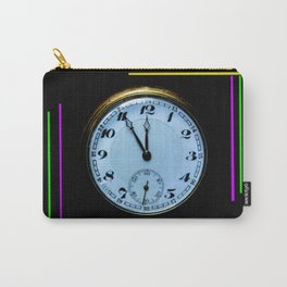 Abstract - pocket watch Carry-All Pouch