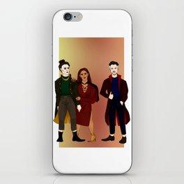 magic squad iPhone Skin