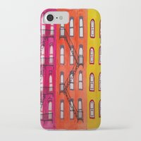 building iPhone & iPod Cases featuring building by tmurriam