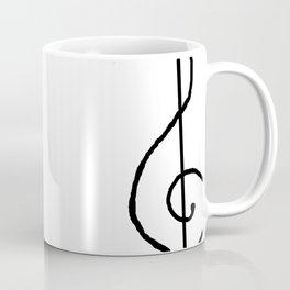music note Coffee Mug