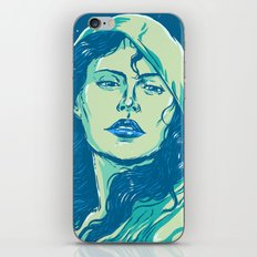 When The Night Comes iPhone & iPod Skin