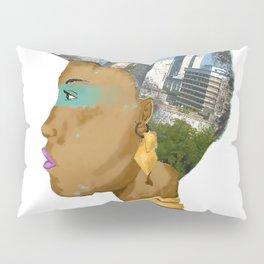 Nairobian Girl Pillow Sham