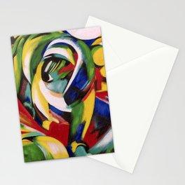 """Franz Marc """"Mandrill"""" Stationery Cards"""