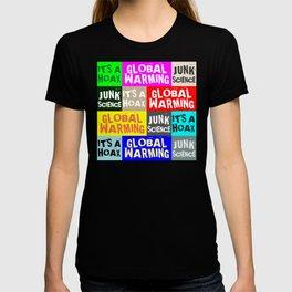 Global Warming Hoax T-shirt