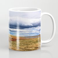 feet Mugs featuring 13,000 Feet by Chris Root