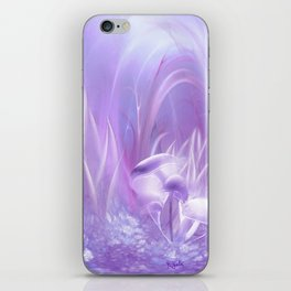 The Cradle of Light iPhone Skin