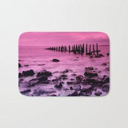 Pink Sky #1 Bath Mat