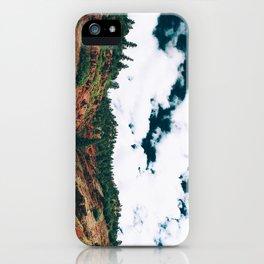 Colorado Valley iPhone Case