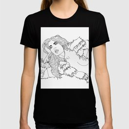 Free The Nipple T-shirt