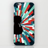 cello iPhone & iPod Skins featuring Shostakovich Cello Concerto by Prelude Posters