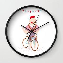 Il Giro Wall Clock