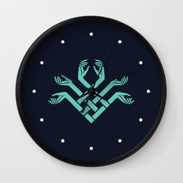 FATED : The Silent Oath - Symbol Wall Clock