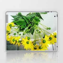 Home Flower Laptop & iPad Skin