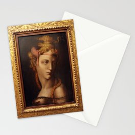 Michaelangelo's Cleopatra Stationery Cards