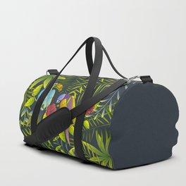 Tropical Paradise Pattern 2 Duffle Bag