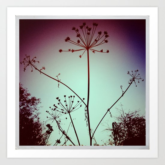 Autumnal#3 Art Print