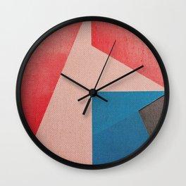 Watcher Wolf Wall Clock