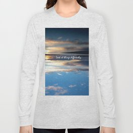Differently Long Sleeve T-shirt