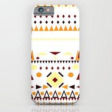 Fall Paterns iPhone 6s Slim Case