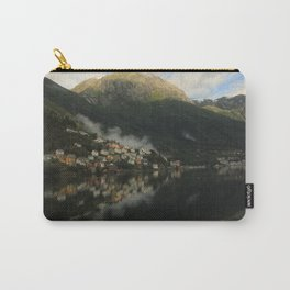Norwegian houses Carry-All Pouch