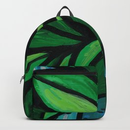 Happy Little Plant Backpack