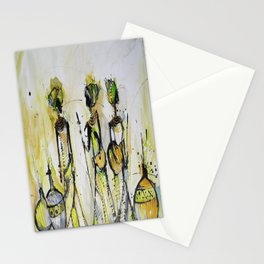 African Pride 4 Stationery Cards