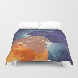 Born To Be Great Duvet Cover