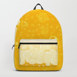 Beer Bubbles Backpack